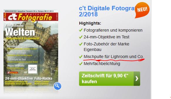 Alternative Eingabegeräte Für Fotografen Henrikheigl